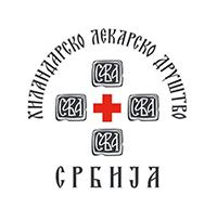 Хиландарско лекарско друштво Logo