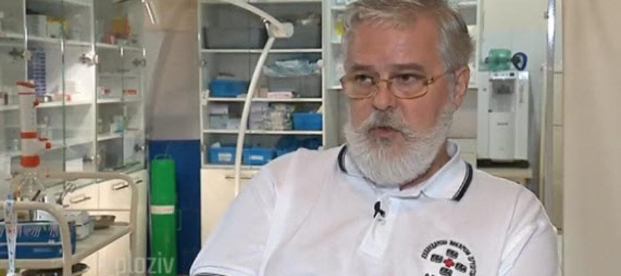 Лекари ХЛД у служби Хиландара – репортажа на Првој телевизији