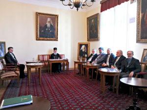 Патријарх примио чланове Хиландарског лекарског друштва